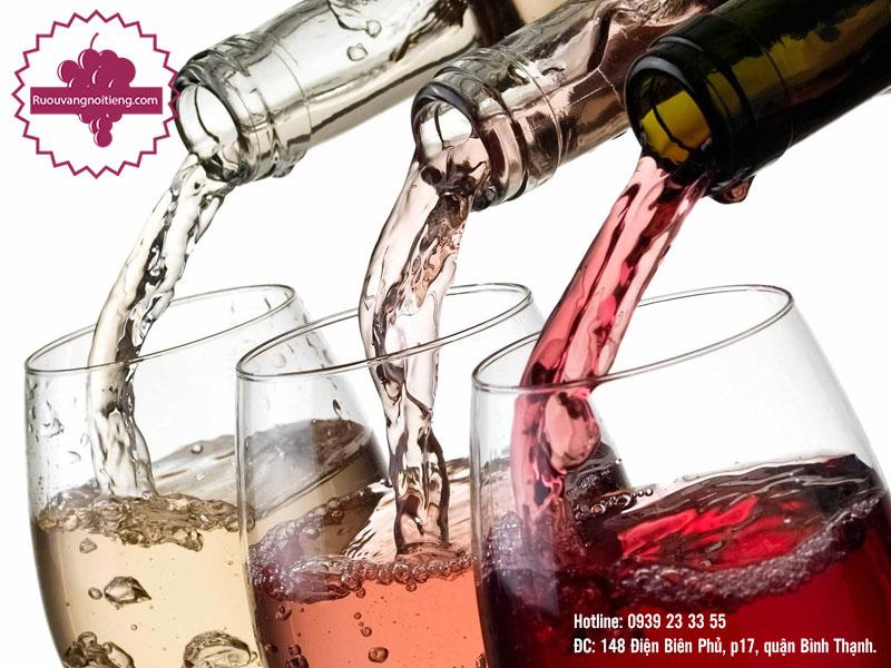 Rượu vang hồng là dòng vang hảo hạng nhưng ít được chú ý